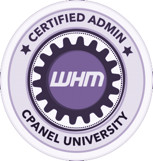 whm/cpanel certified